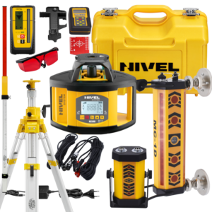 NIWEL SYSTEM NL540DIGITAL + MC-1D + RD700 + SJJ32